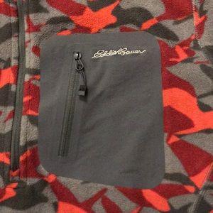 Eddie Bauer Jackets & Coats - Eddie Bauer Men's Fleece Pullover, Size M